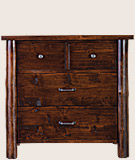 Uinta Lodgepole Pine 4dr chest